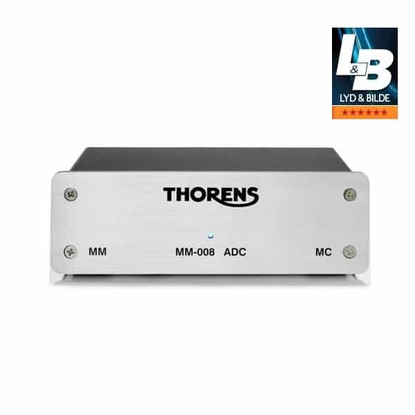 Thorens MM008 ADC