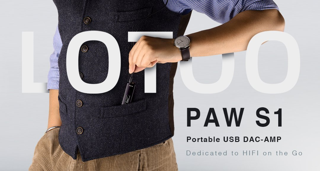 LOTOO-PAW-S1