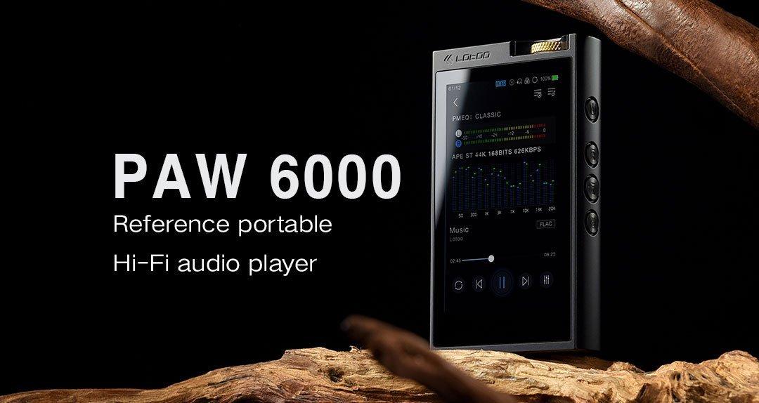 Lotoo-PAW-6000